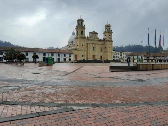 [Galería] Las calles de Boyacá permanecen solas en el primer día de Simulacro de Aislamiento por COVID - 19 9
