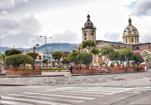 [Galería] Las calles de Boyacá permanecen solas en el primer día de Simulacro de Aislamiento por COVID - 19 34
