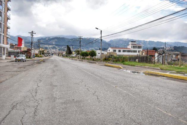 [Galería] Las calles de Boyacá permanecen solas en el primer día de Simulacro de Aislamiento por COVID - 19 36