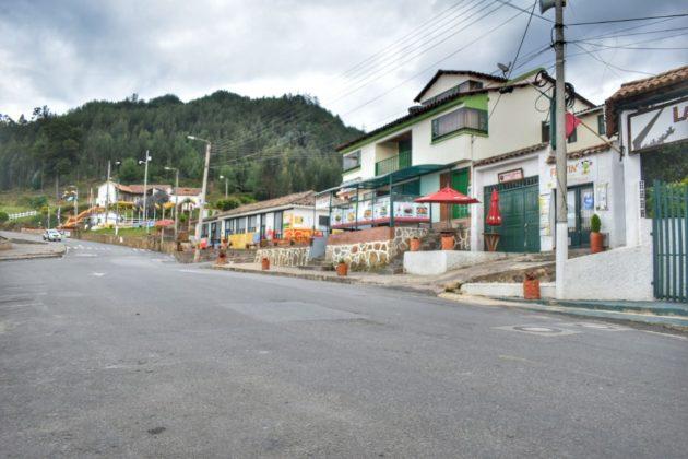 [Galería] Las calles de Boyacá permanecen solas en el primer día de Simulacro de Aislamiento por COVID - 19 42