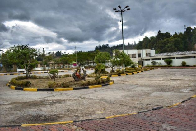 [Galería] Las calles de Boyacá permanecen solas en el primer día de Simulacro de Aislamiento por COVID - 19 43