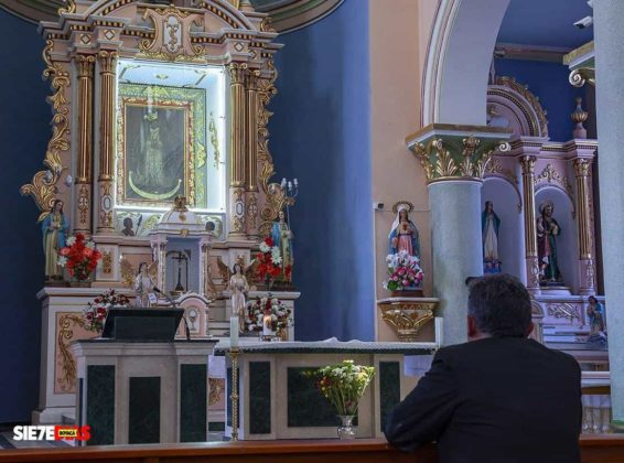 Boyacá, es un departamento devoto de la Virgen María 7