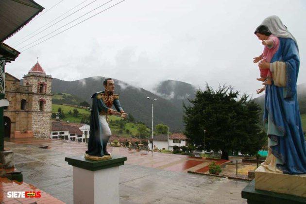 Boyacá, es un departamento devoto de la Virgen María 3