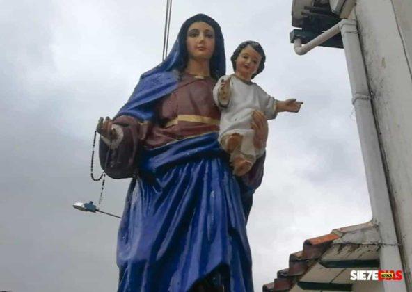 Boyacá, es un departamento devoto de la Virgen María 4