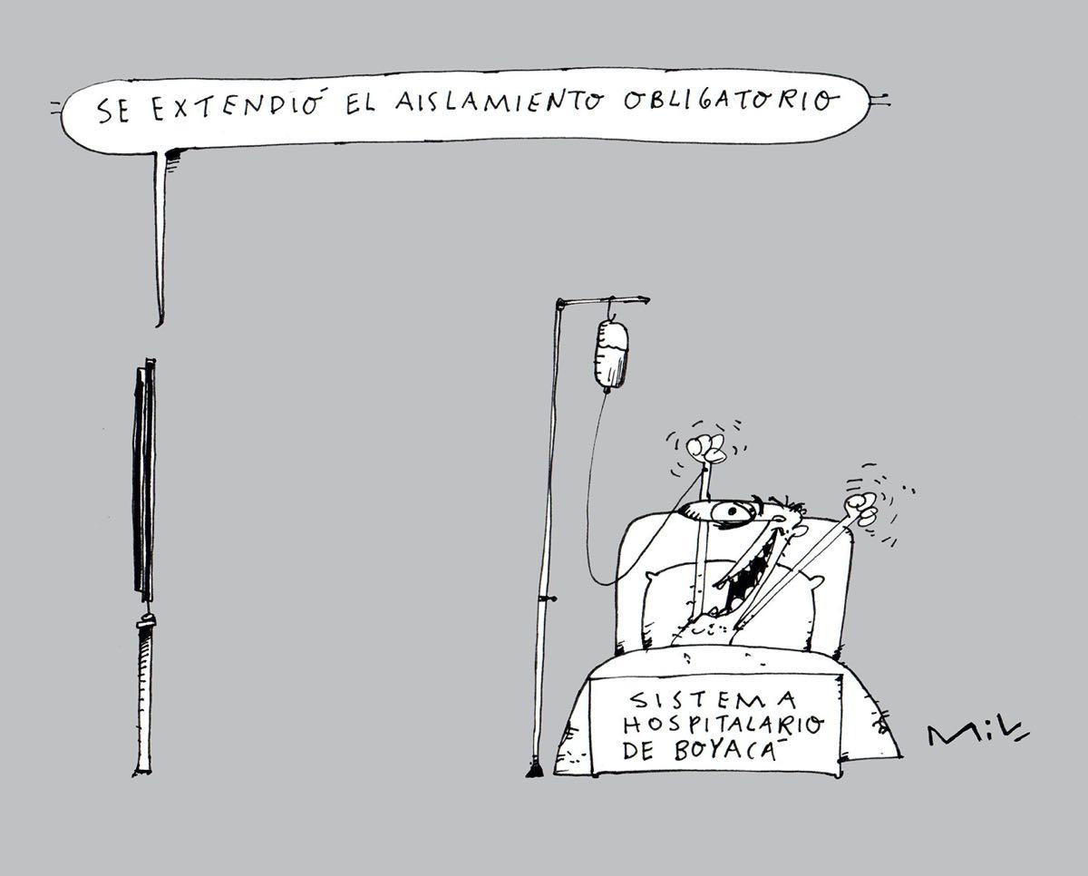 Caricatura 22 de Abril de 2020 1