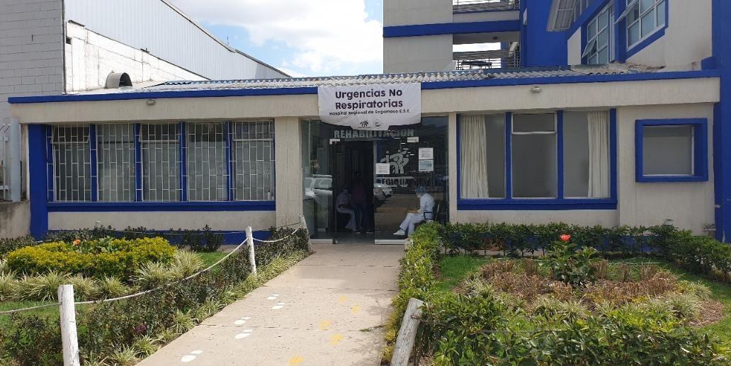 ¡El hospital de Sogamoso tuvo que reintegrar a trabajadores! #Tolditos7días 1