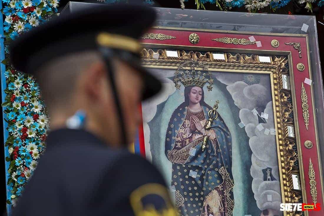 Boyacá, es un departamento devoto de la Virgen María 9