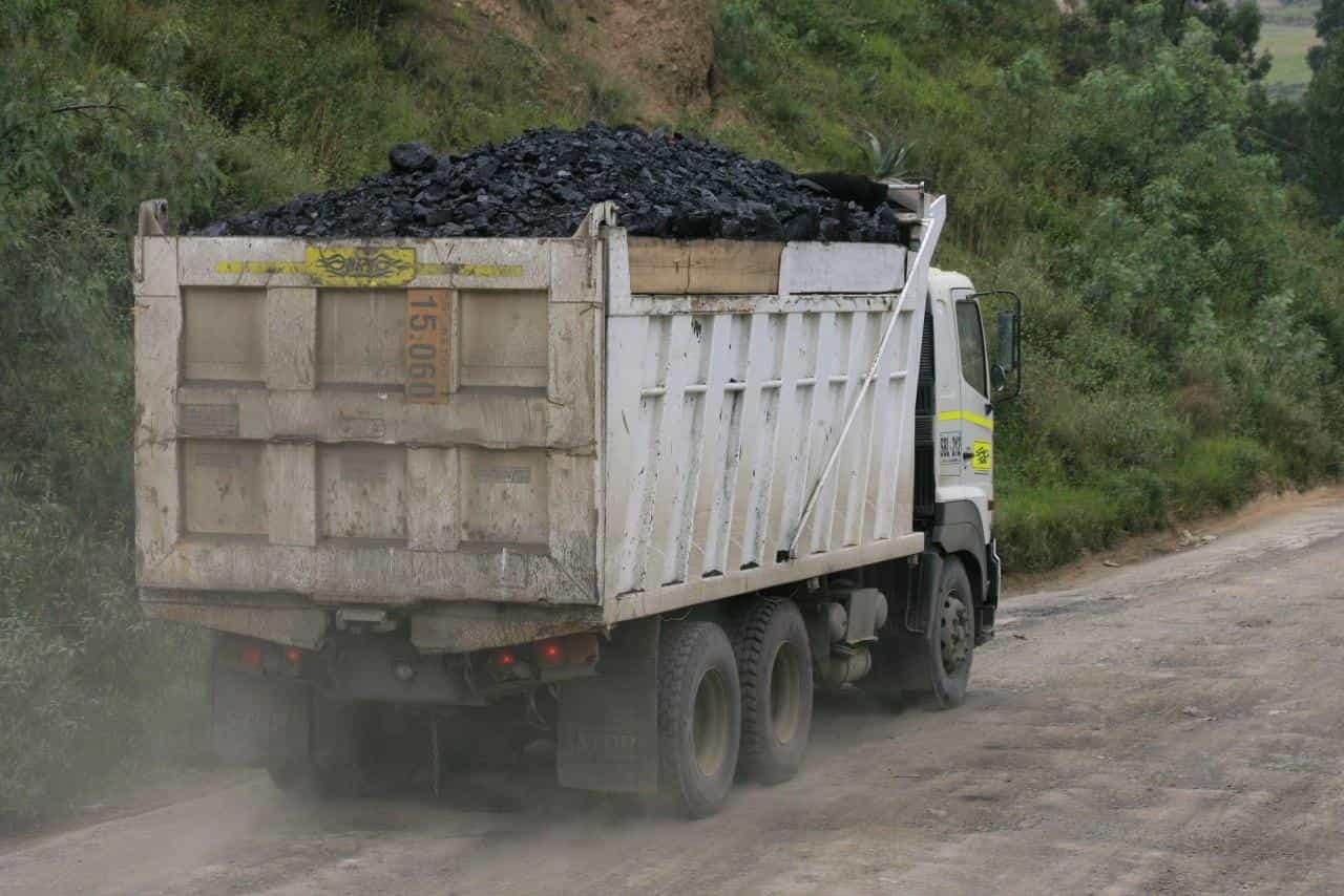 Durante el primer trimestre de este año en Boyacá la producción de carbón llegó a las 245.935 toneladas. Foto: Luis Lizarazo/Boyacá Sie7e Días