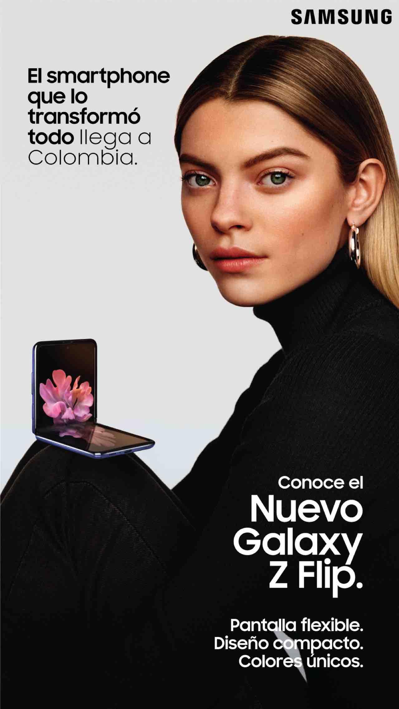 El primer dispositivo con pantalla de cristal flexible ya está disponible en Colombia 2