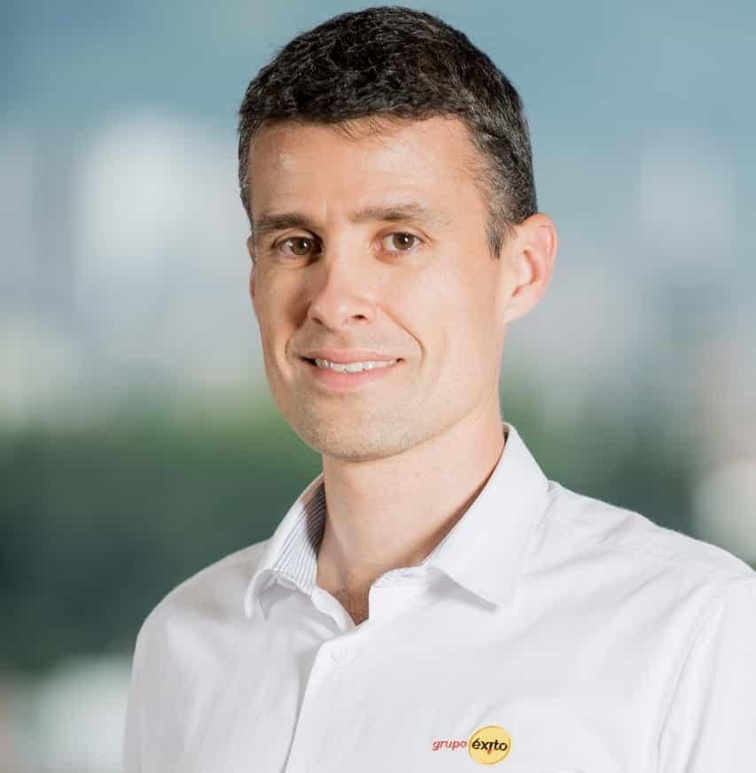 Juan Lucas Vega Palacio - Vicepresidente Inmobiliario del Grupo Éxito (Fotografía/Boyacá Sie7e Días)