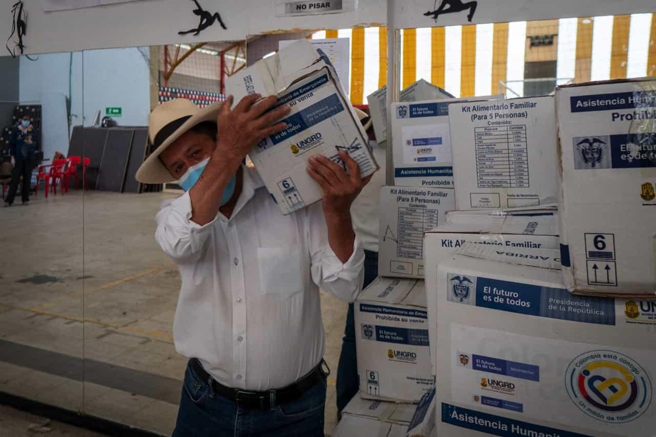 'Da mucha impotencia que tanto esfuerzo se derrumbe con la noticia de 7 casos de coronavirus': alcalde de Sutamarchán #LaEntrevista 11