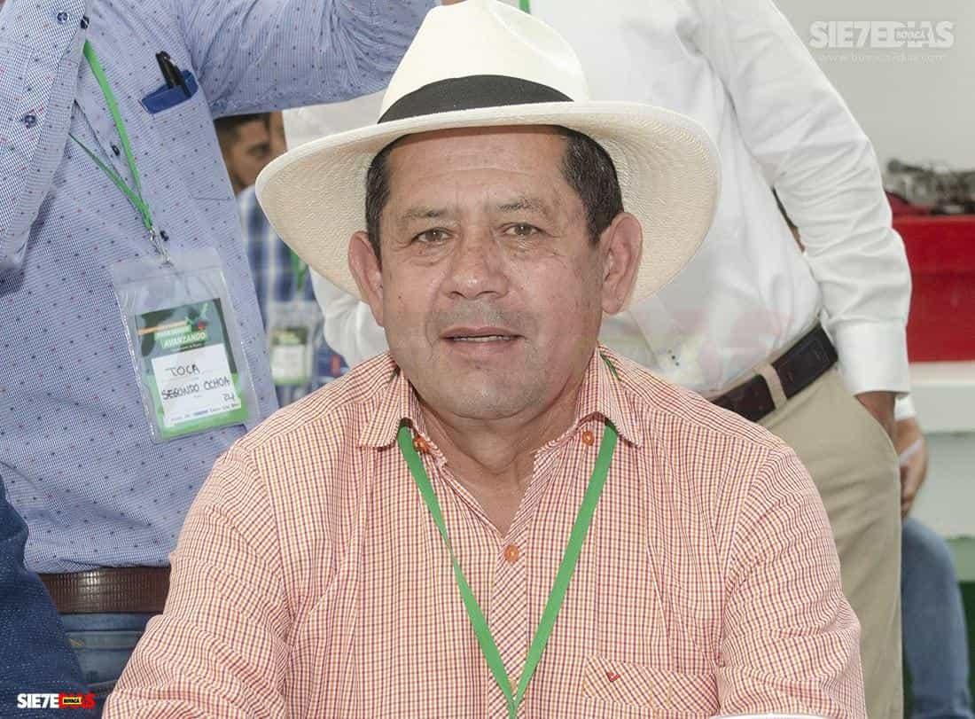 'Da mucha impotencia que tanto esfuerzo se derrumbe con la noticia de 7 casos de coronavirus': alcalde de Sutamarchán #LaEntrevista 1