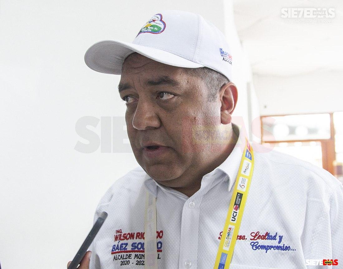 Suspendido por dos meses de su cargo el alcalde de Santa Rosa de Viterbo 1
