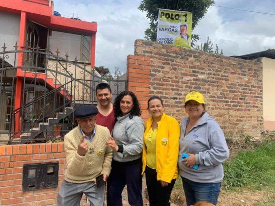 Don Angelmiro Vargas, el concejal que deja una huella en la comunidad duitamense 9