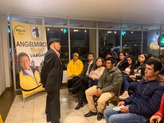 Don Angelmiro Vargas, el concejal que deja una huella en la comunidad duitamense 5