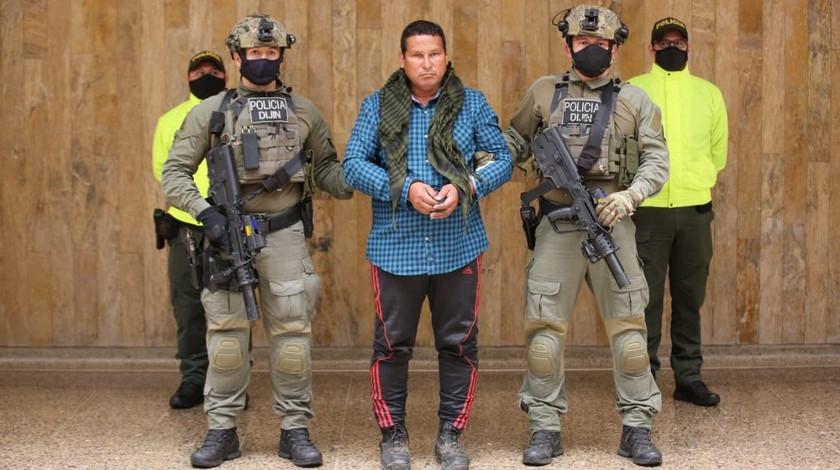 En Vichada fue capturado alias 'Korea', integrante del grupo criminal 'Segunda Marquetalia' y mano derecha de alias 'Iván Márquez' y 'El Paisa' 1