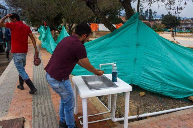 'Da mucha impotencia que tanto esfuerzo se derrumbe con la noticia de 7 casos de coronavirus': alcalde de Sutamarchán #LaEntrevista 7