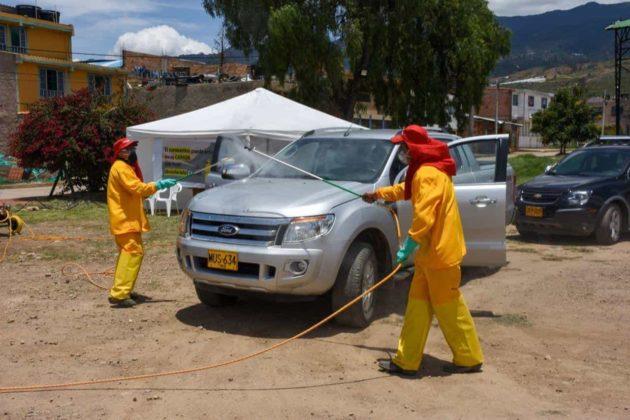 'Da mucha impotencia que tanto esfuerzo se derrumbe con la noticia de 7 casos de coronavirus': alcalde de Sutamarchán #LaEntrevista 8