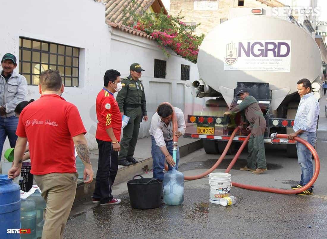 ¡Podrían venir racionamientos: alerta en Boyacá por disminución de los embalses! #LaEntrevista 5