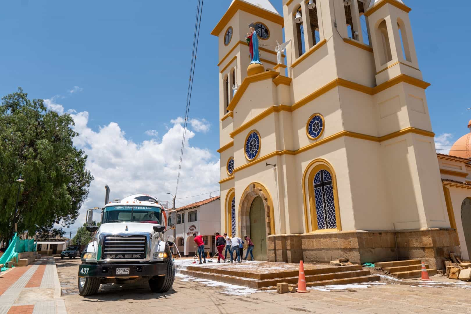 'Da mucha impotencia que tanto esfuerzo se derrumbe con la noticia de 7 casos de coronavirus': alcalde de Sutamarchán #LaEntrevista 2
