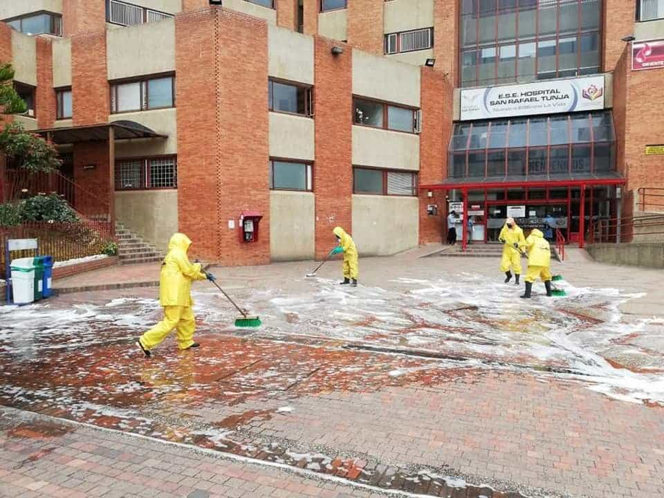 ¿Qué podemos esperar del Hospital San Rafael frente a la pandemia del coronavirus? #LaEntrevista 4