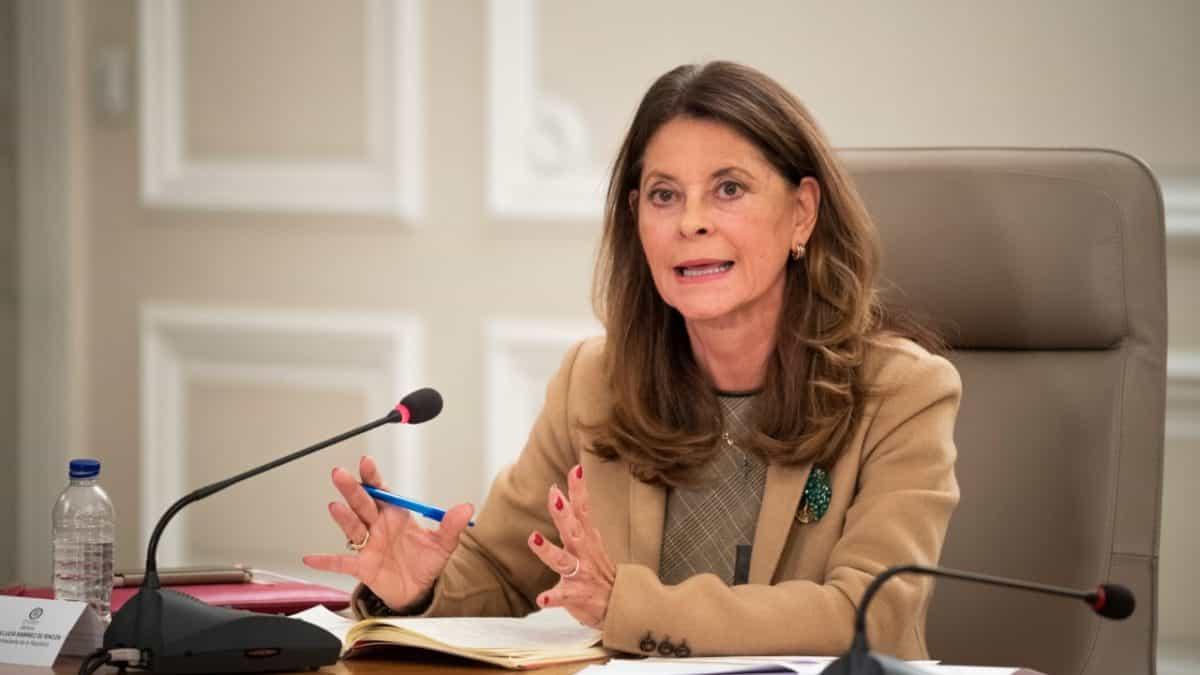 """""""No es salir todos a la loca"""" – Marta Lucía Ramírez Blanco - Vicepresidente de Colombia 1"""