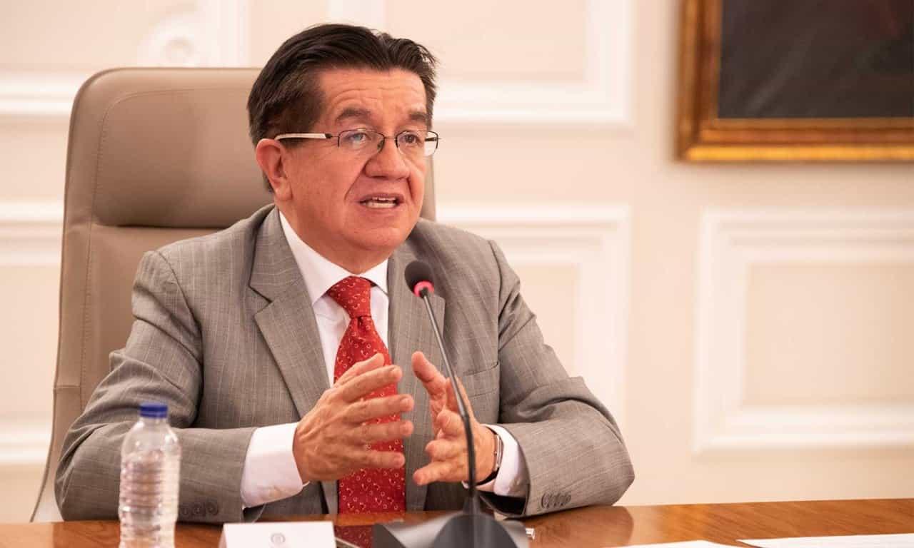 Gobierno nacional invirtió 229.000 millones de pesos en 2.817 ventiladores para pacientes con coronavirus 1
