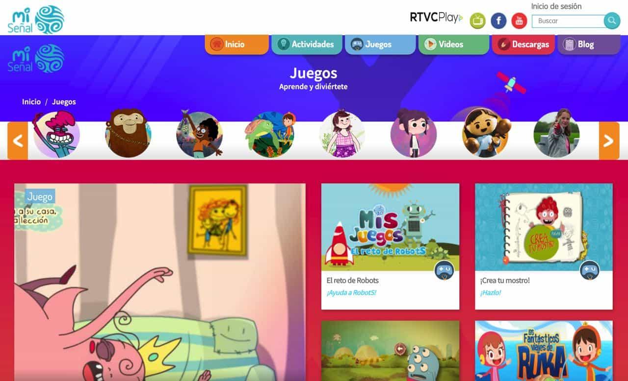 Hoy inicia 'Mi Señal', la franja educativa de Señal Colombia para fortalecer el aprendizaje en casa 1
