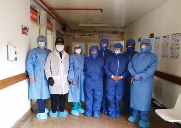 ¿Qué podemos esperar del Hospital San Rafael frente a la pandemia del coronavirus? #LaEntrevista 5