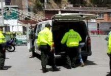 Presunto homicida de un adolescente venezolano en Tutazá fue enviado a la cárcel. Foto: Archivo Particular