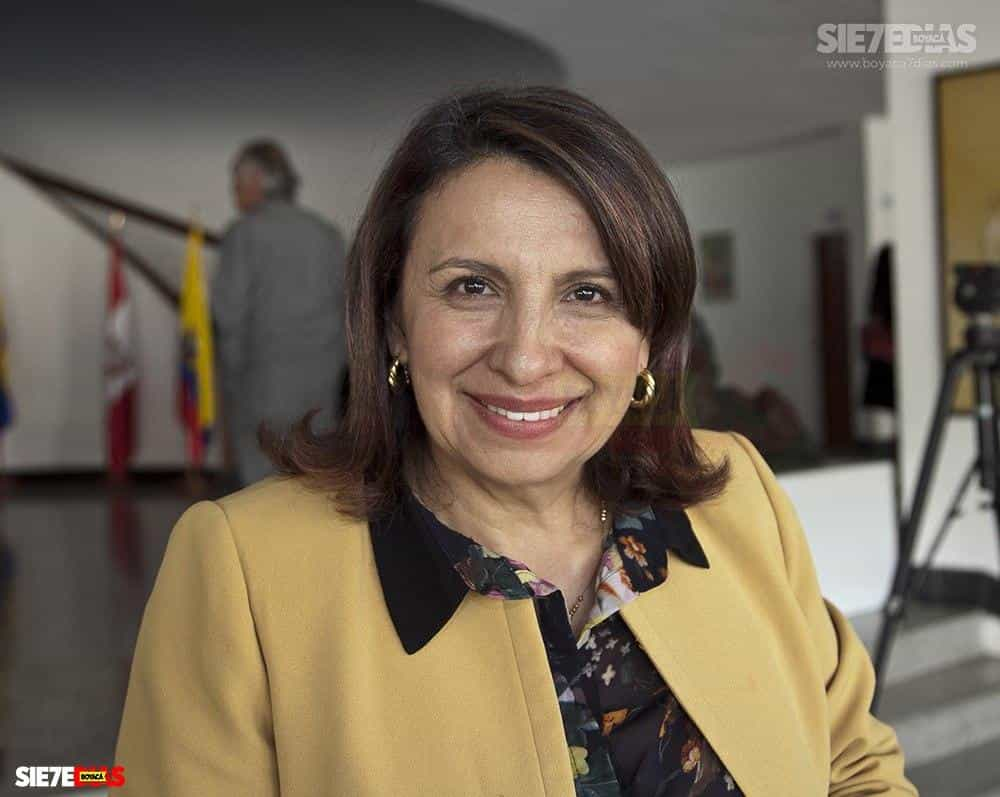 Soledad Tamayo dejó la silla vacía en el Senado #Tolditos7días 1