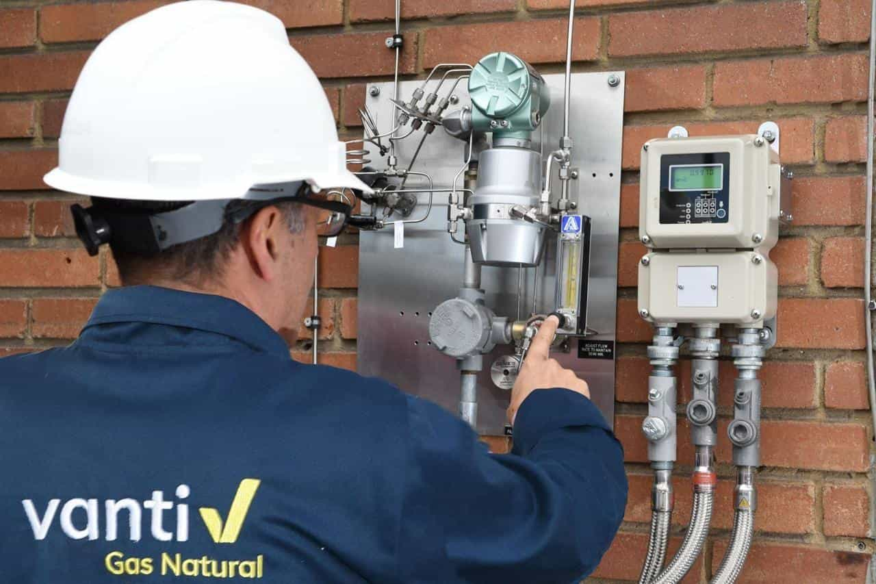 Hoy, el gas natural de Vati llega a 27 municipios del departamento de Boyacá