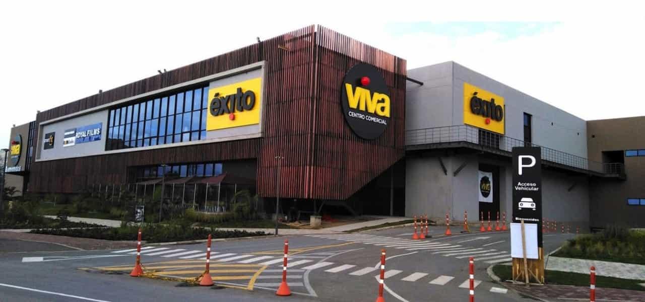 Centro Comercial Viva Tunja. Foto: Archivo Particular