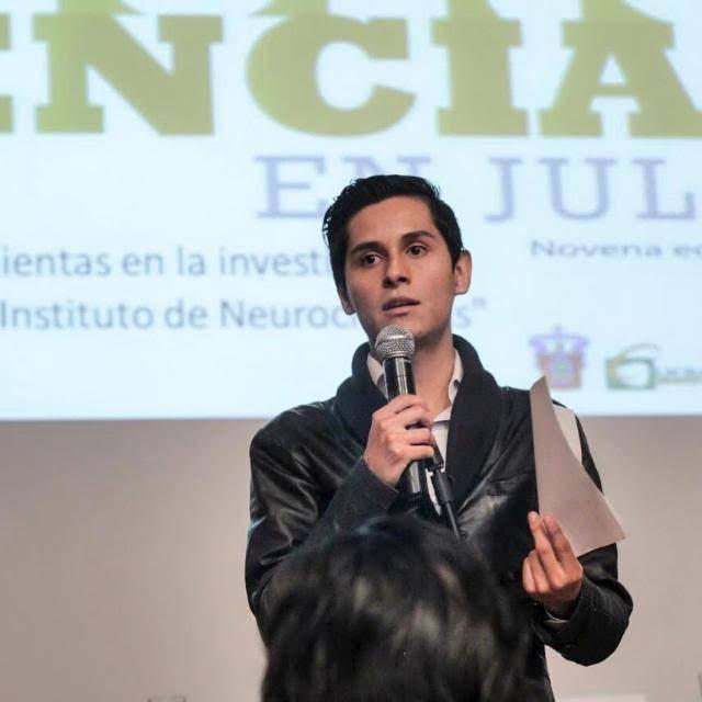Javier Humberto Parra el Boyacense que triunfa en el mundo con su proyecto Psico Fácil Foto: Archivo Particular