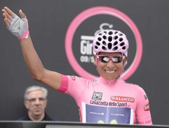 El día que Nairo Quintana, se convirtió en el primer latinoamericano en ganar el Giro de Italia 10