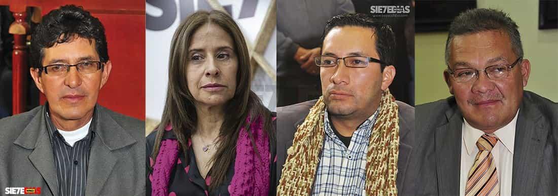 Tanto la Alcaldesa, como el diputado Ricardo Rojas y dos actuales concejales de Duitama, tendrán que dejar sus cargos por cuatro meses, de ser ratificada la sanción de la Procuraduría.