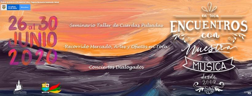 Toca realiza el 'Encuentro con nuestra música' 2