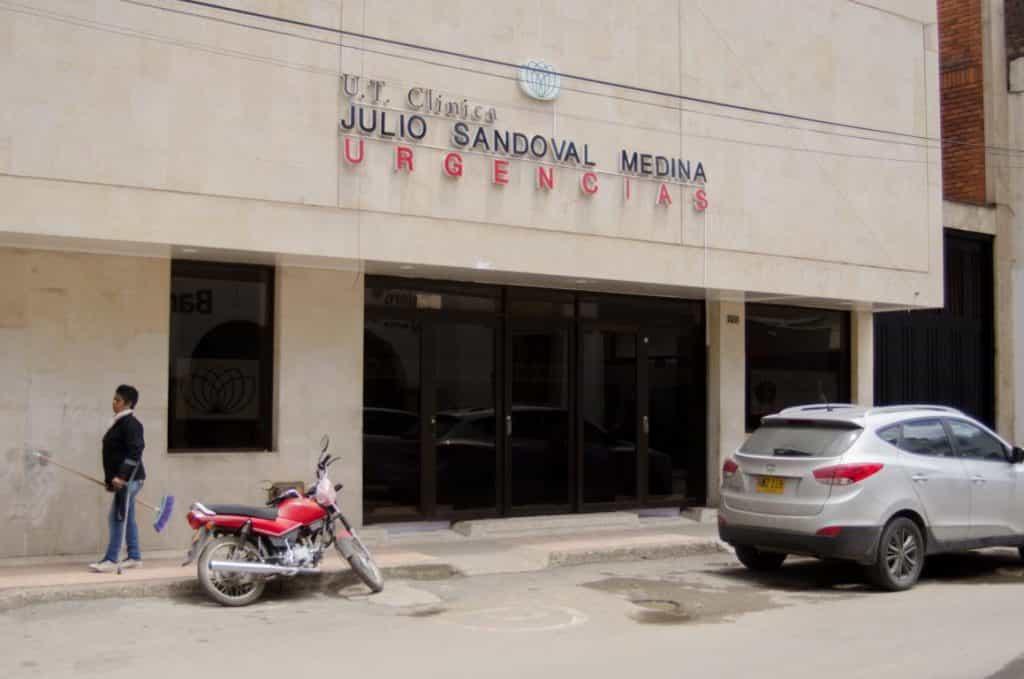 Delicada la denuncia sobre vulnerabilidad sísmica de clínica en Sogamoso #Tolditos7días 1