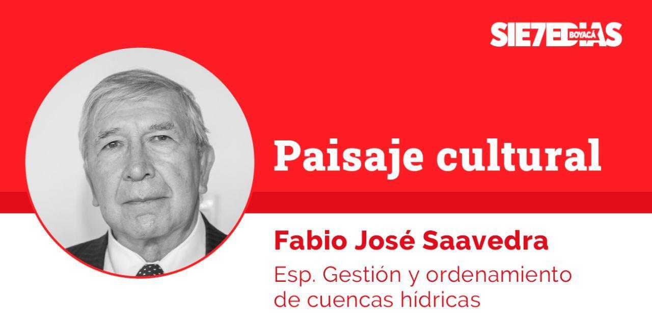 Conciencia de un nuevo ser - Fabio José Saavedra Corredor - #Columnista7días 1
