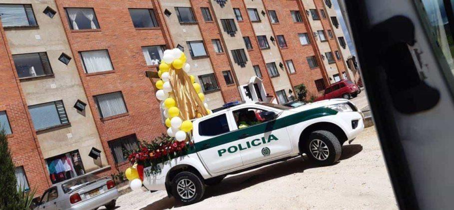 Con permiso especial la Diócesis de Duitama–Sogamoso celebró el Domingo de Corpus 6