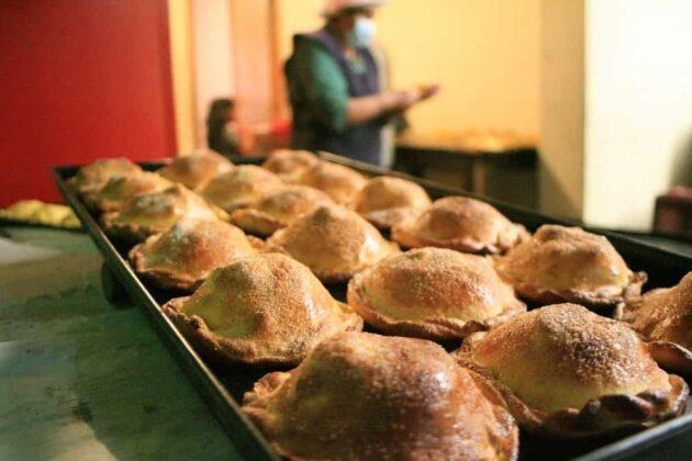Con una empanada de sal y de dulce Sogamoso le rinde homenaje a San Pedro 10