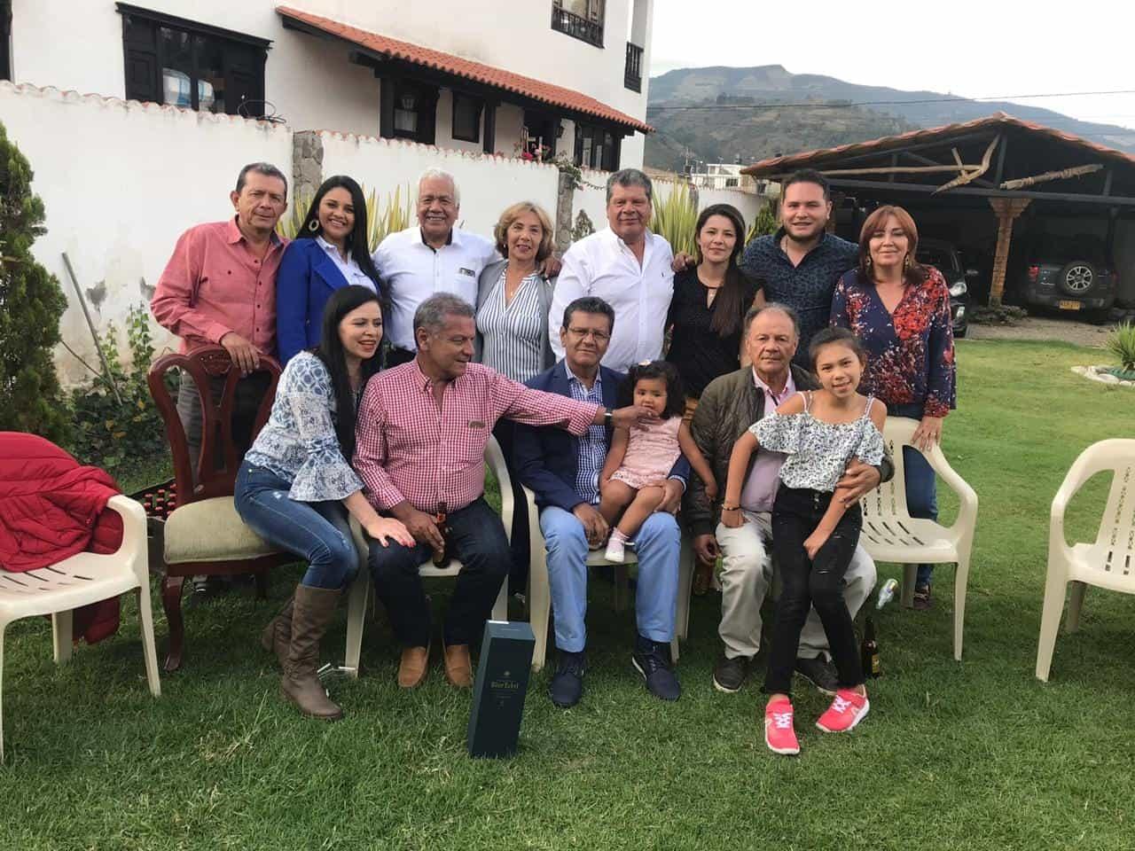 En Floresta están de luto: falleció el fiscal Edgar Gilberto Saavedra Peñaloza 3