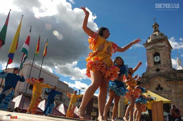 El Festival de la ruana y el pañolón, una tradición con sello Paipano. 10