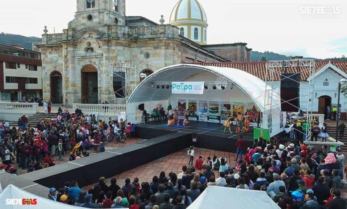 El Festival de la ruana y el pañolón, una tradición con sello Paipano. 2