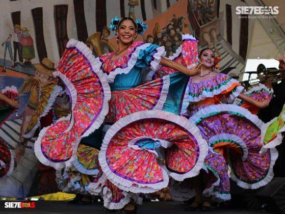 El Festival de la ruana y el pañolón, una tradición con sello Paipano. 9