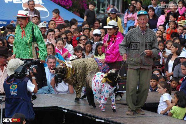 El Festival de la ruana y el pañolón, una tradición con sello Paipano. 4