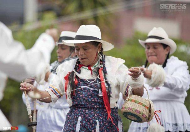 El Festival de la ruana y el pañolón, una tradición con sello Paipano. 5