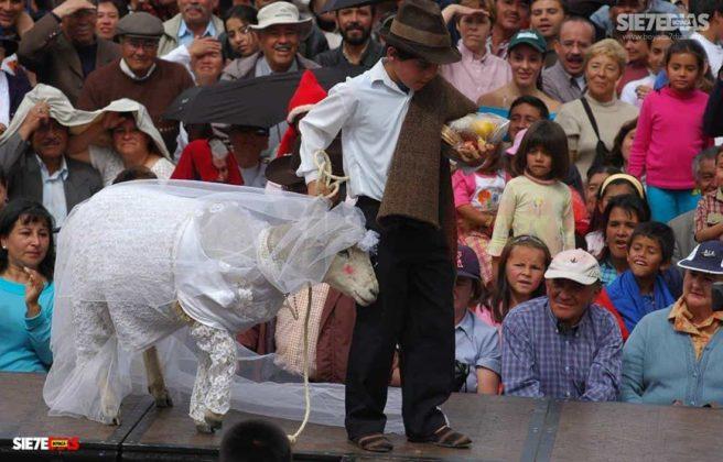 El Festival de la ruana y el pañolón, una tradición con sello Paipano. 1