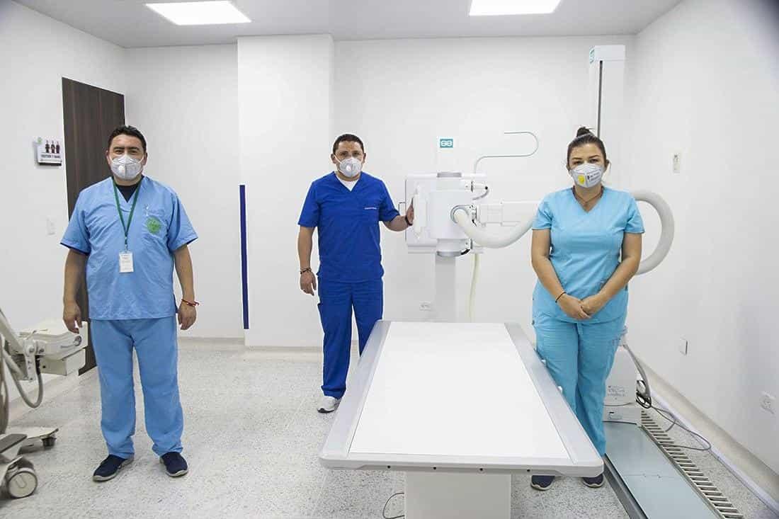 A la administración municipal de Tunja le preocupa que las UCI lleguen a la ocupación del ciento por ciento con pacientes de otros municipios. Foto: archivo particular