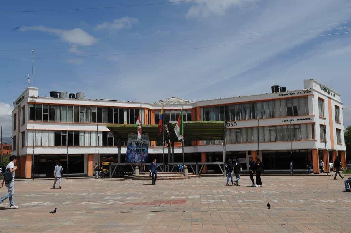 Sissa trabajó con el alcalde Camargo en su administración entre el 2008 y el 2009. Foto: Archivo Particular